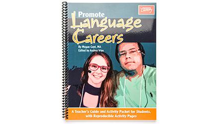 Promote Language Careers Book