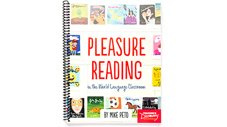 Pleasure Reading in the World Language Classroom Book