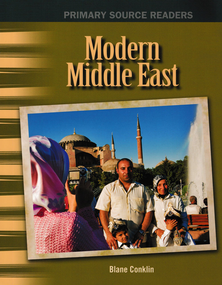 Modern Middle East Primary Source Reader
