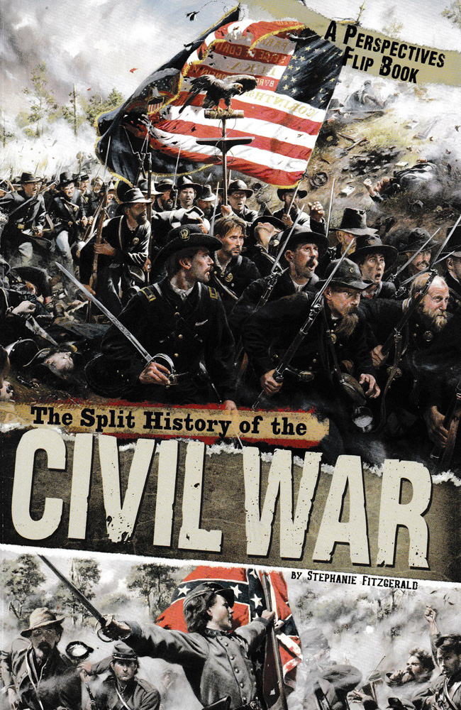 The Split History of the Civil War Book