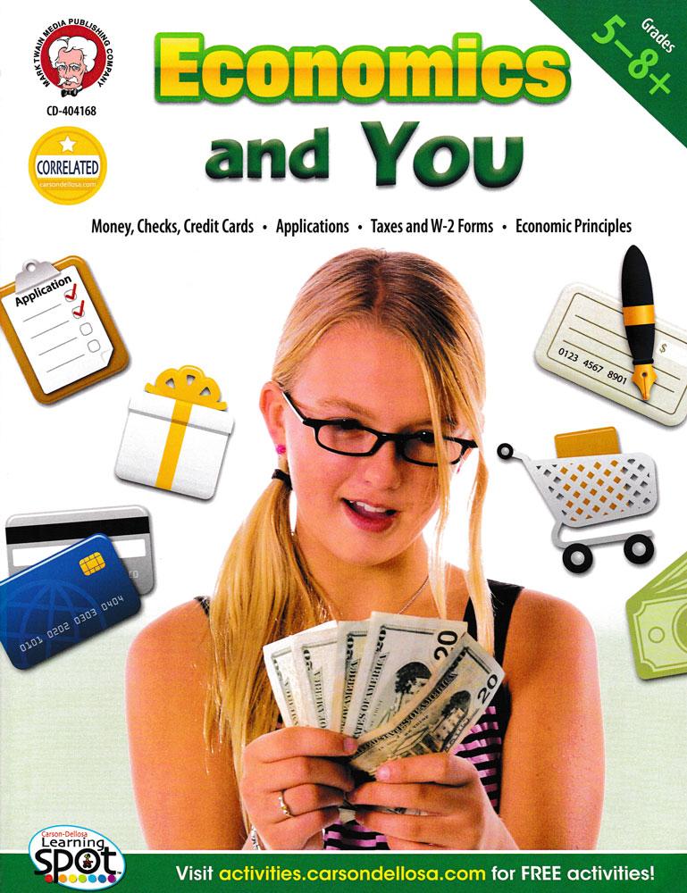 Economics and You Book