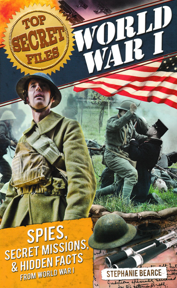 Top Secret Files: World War I Book