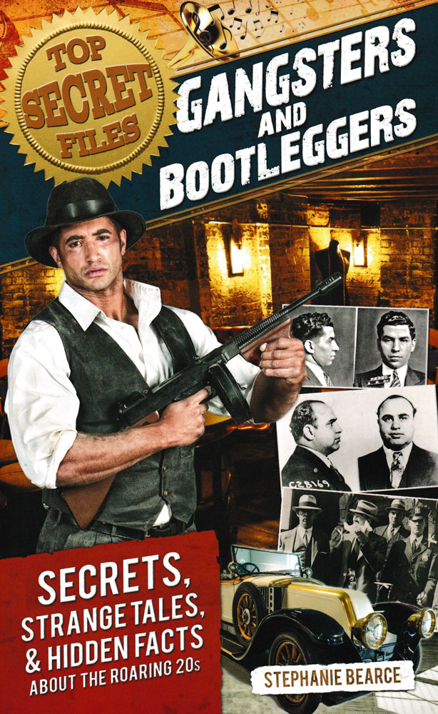 Top Secret Files: Gangsters and Bootleggers Book