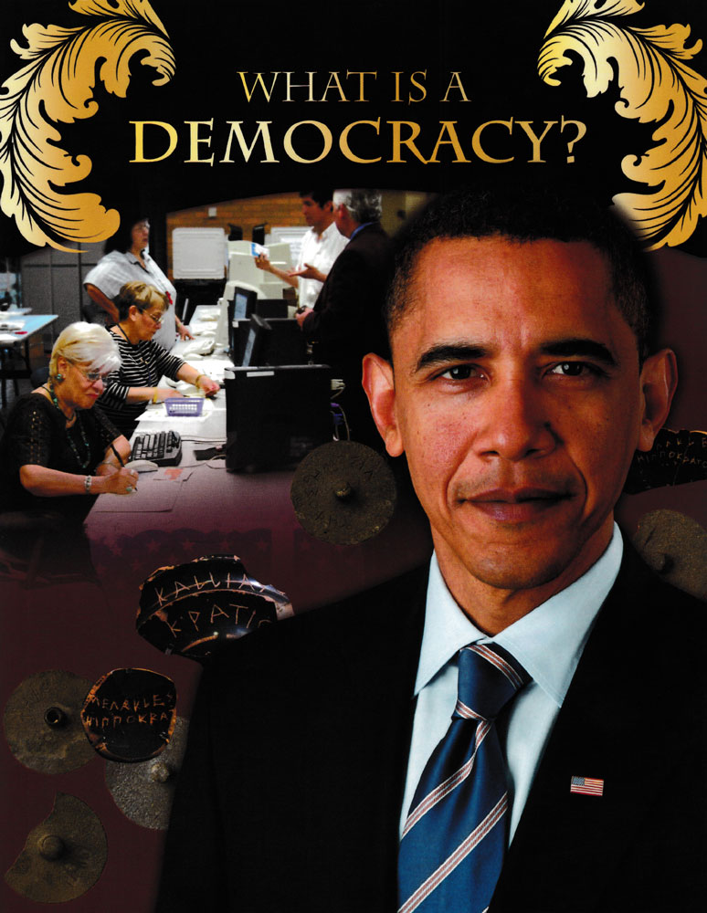 What Is a Democracy? Book