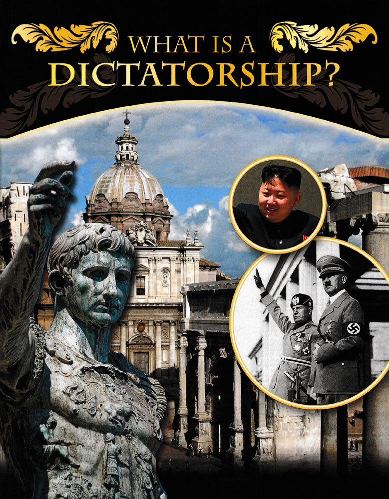 What Is a Dictatorship? Book