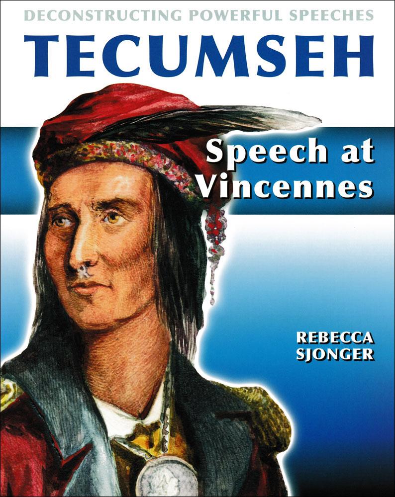 Deconstructing Powerful Speeches: Tecumseh Book