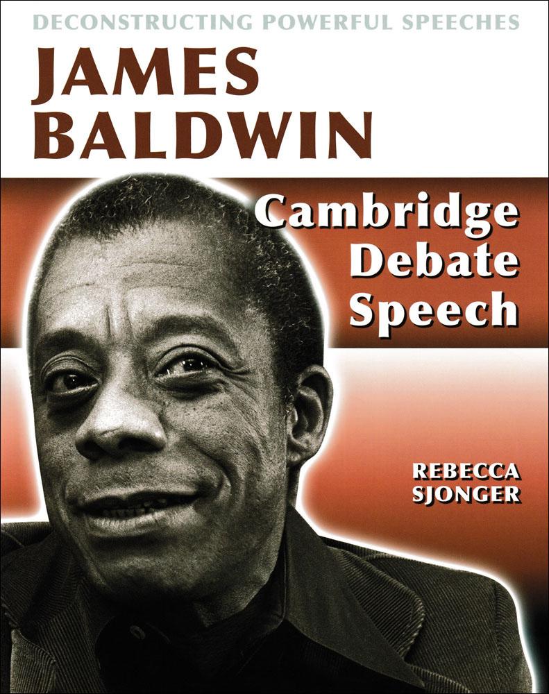 Deconstructing Powerful Speeches: James Baldwin Book