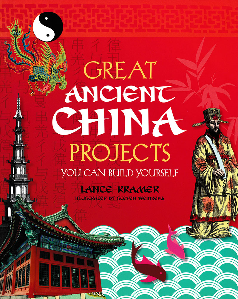 Build It Yourself: Ancient China Book