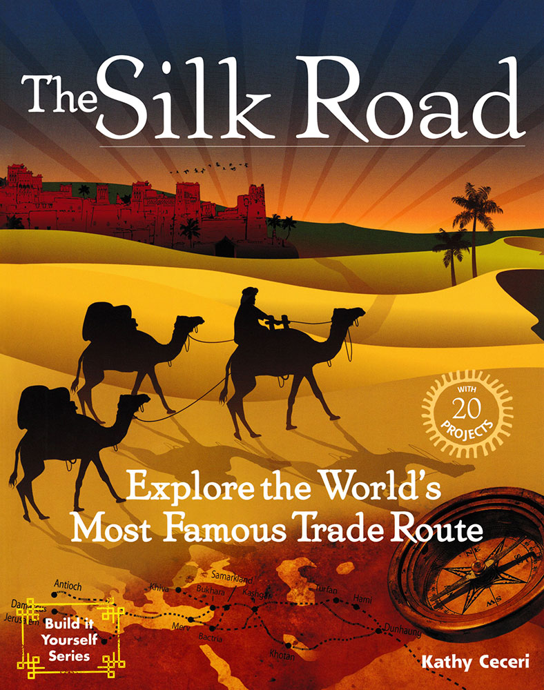 Build It Yourself: The Silk Road Book
