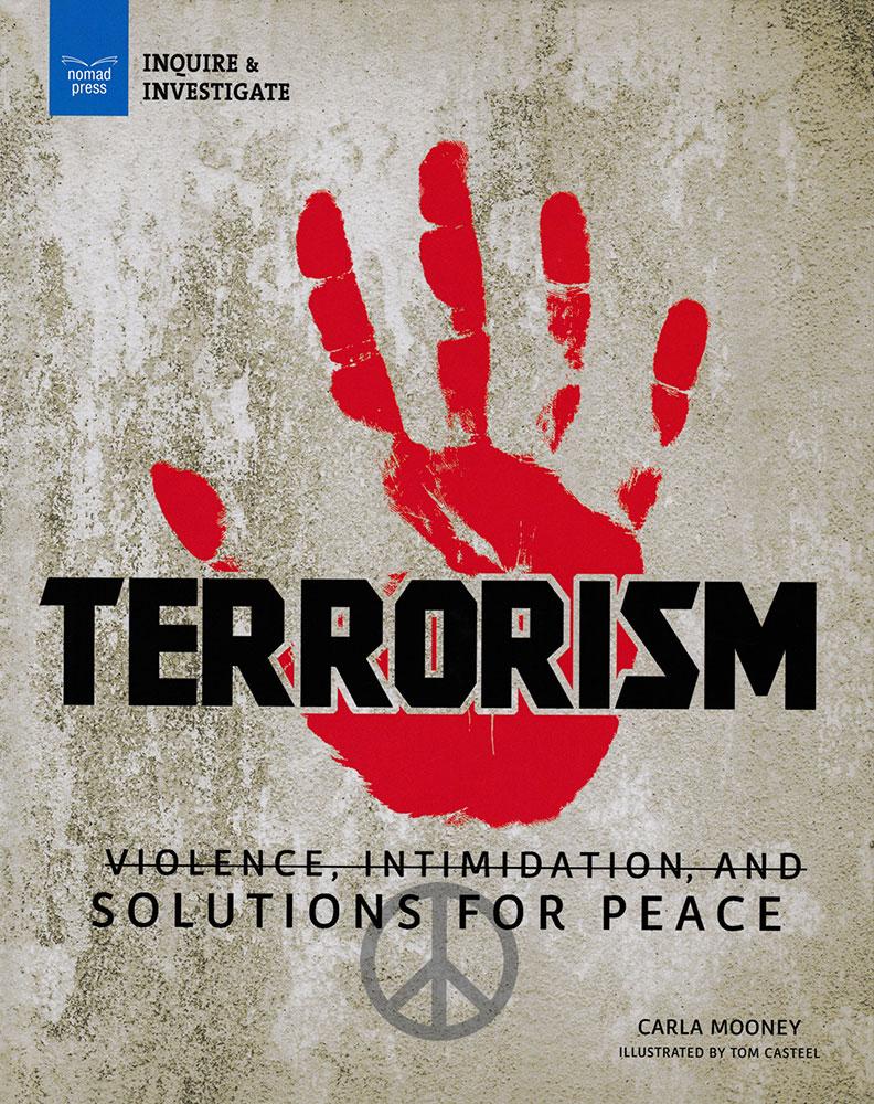Inquire & Investigate: Terrorism Book