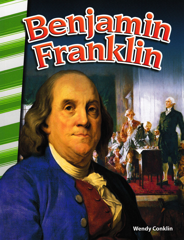Benjamin Franklin Biography Reader