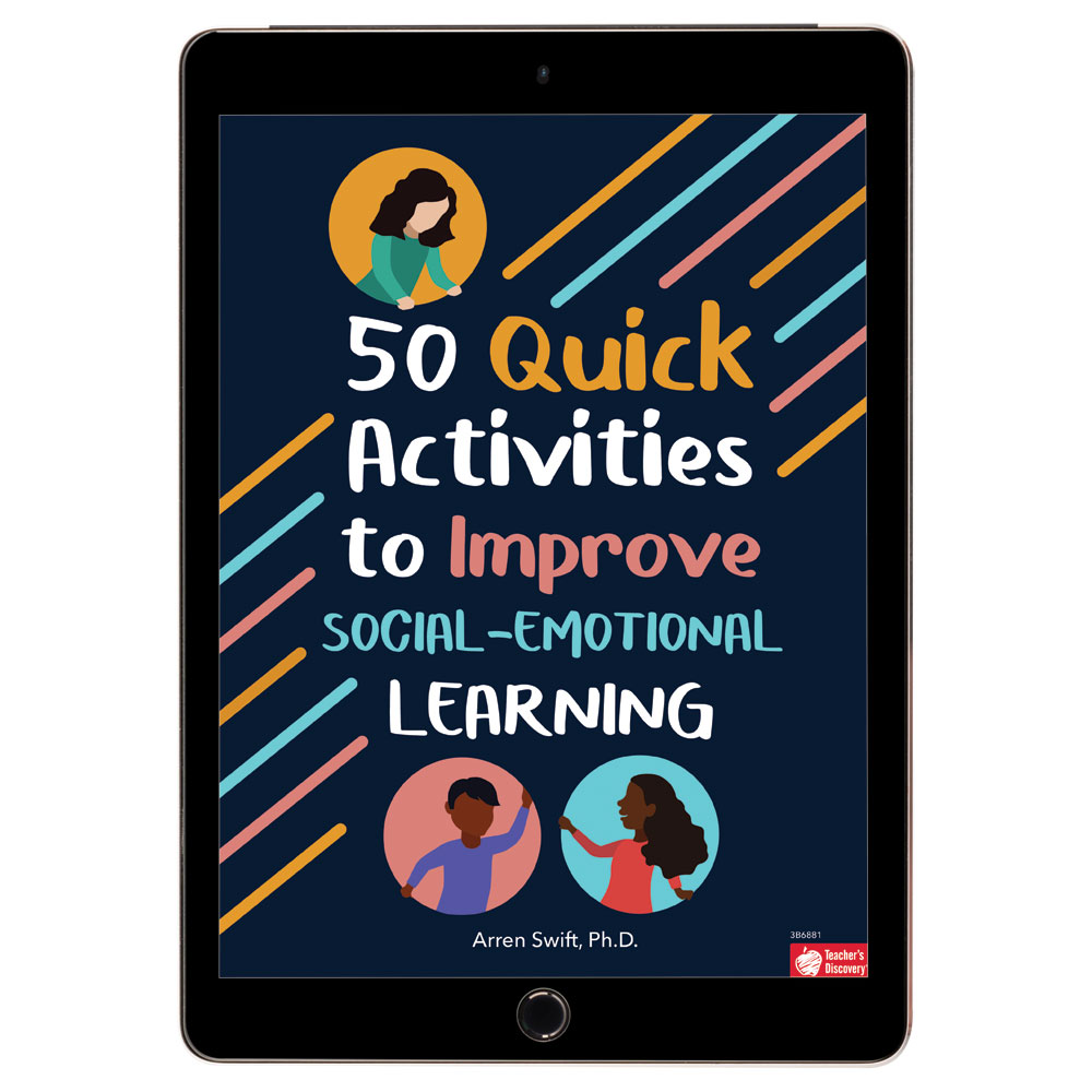 50 Quick Activities to Improve Social-Emotional Learning Book