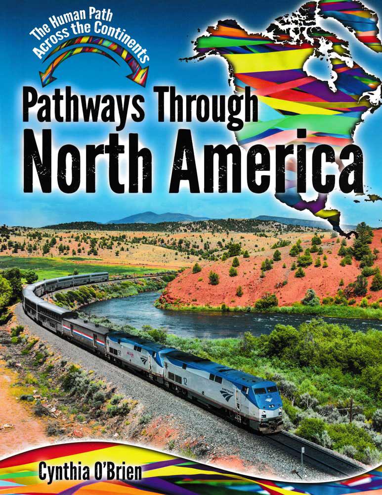 Pathways Through North America Book