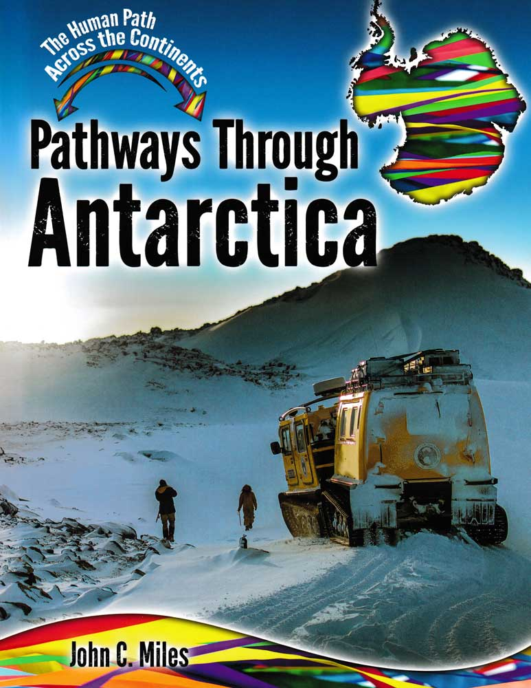 Pathways Through Antarctica Book