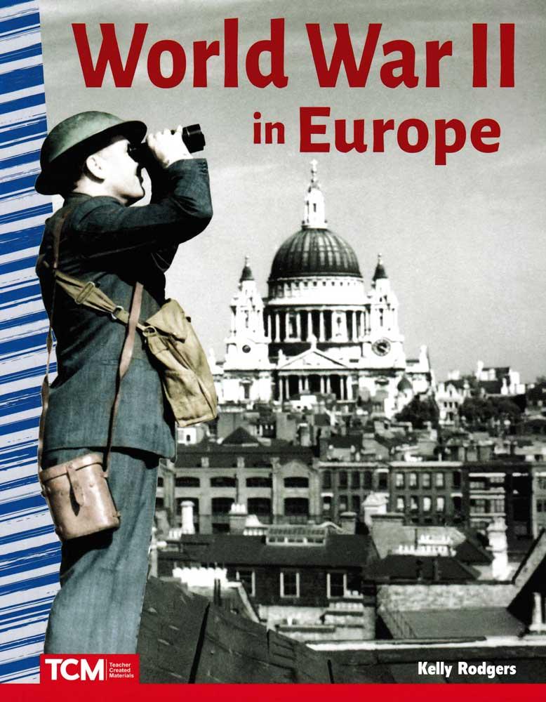 World War II in Europe Reader - World War II in Europe Reader - Print Book
