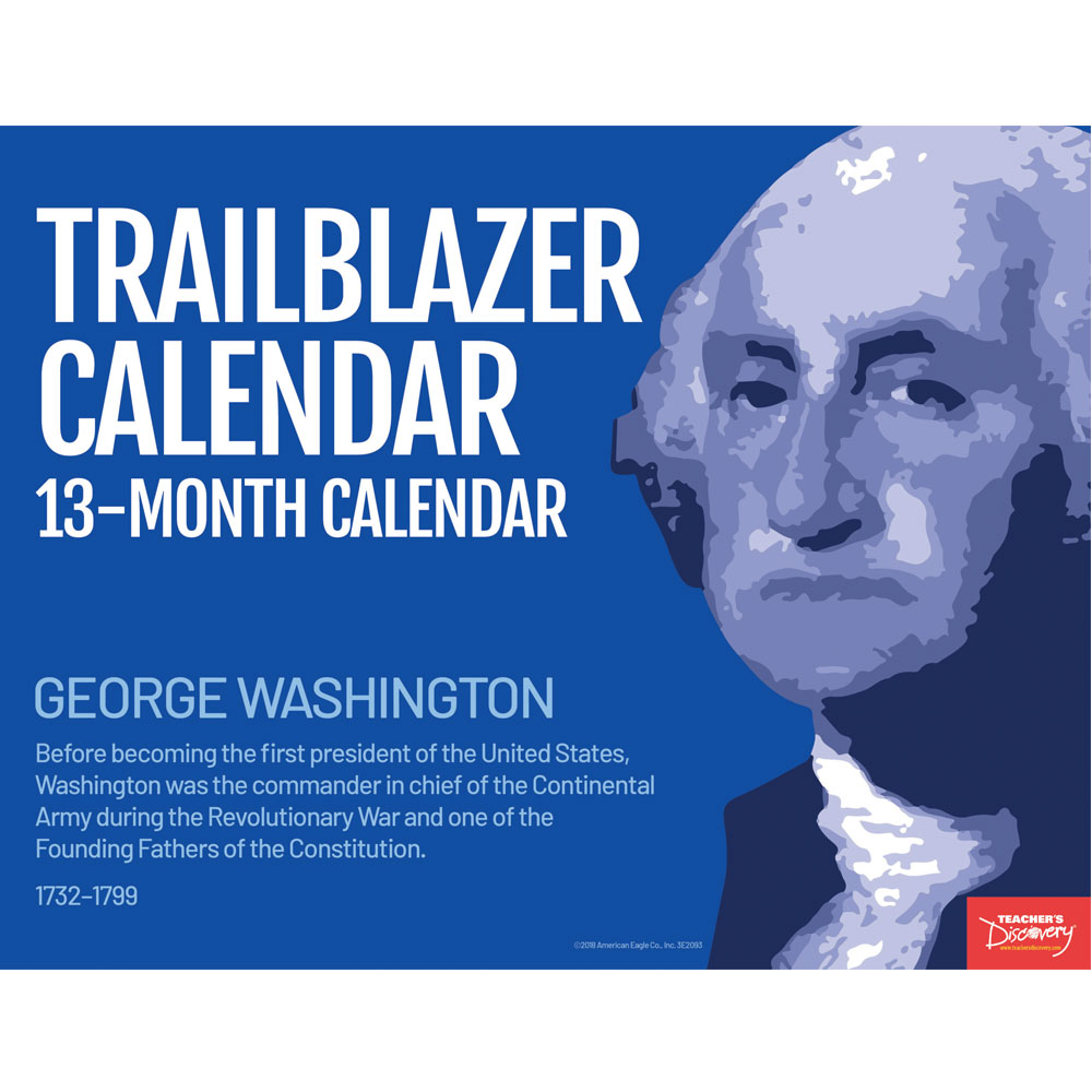 Trailblazer Calendar