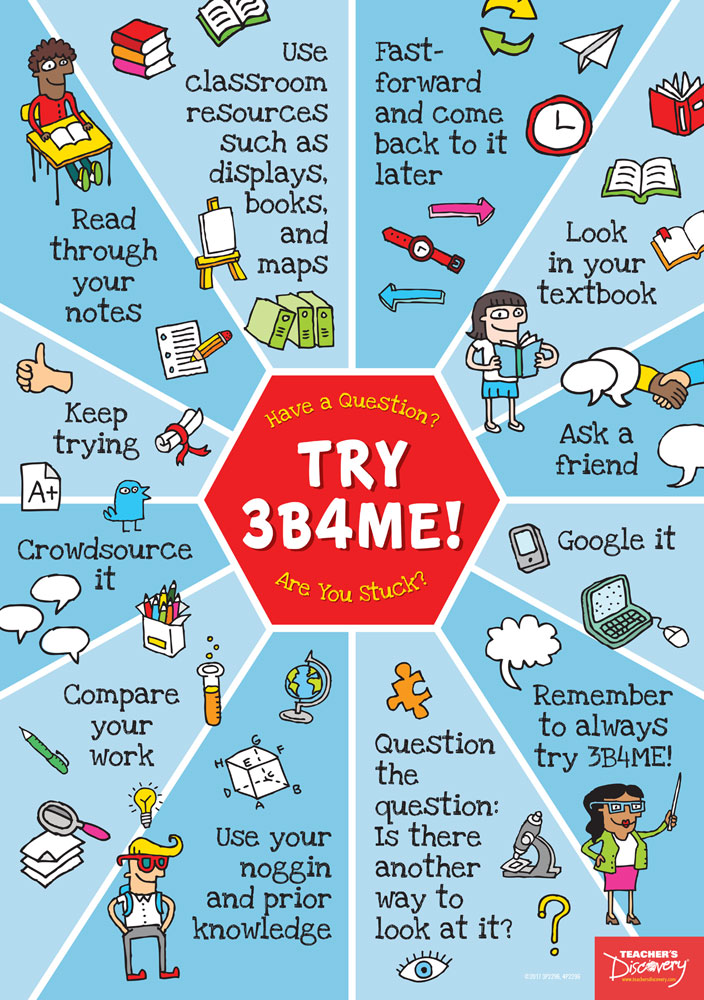 Try 3B4ME! Poster