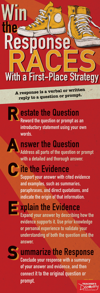 Win the Response RACES Skinny Poster