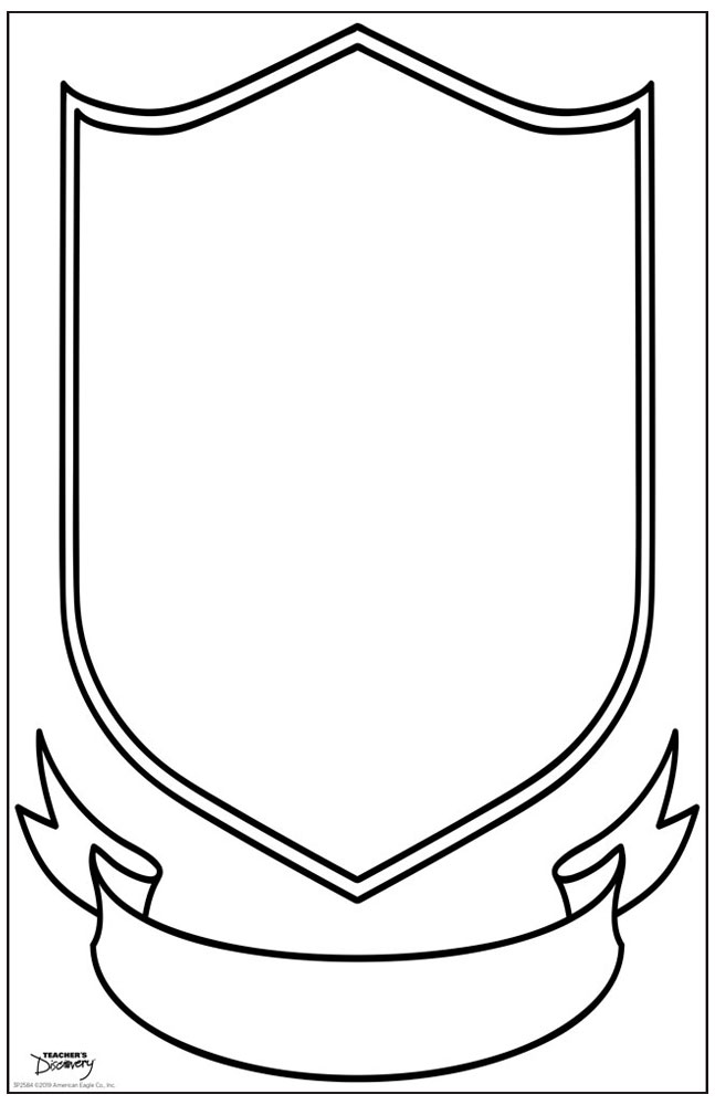 Coat-of-Arms Tear-Off Notepad
