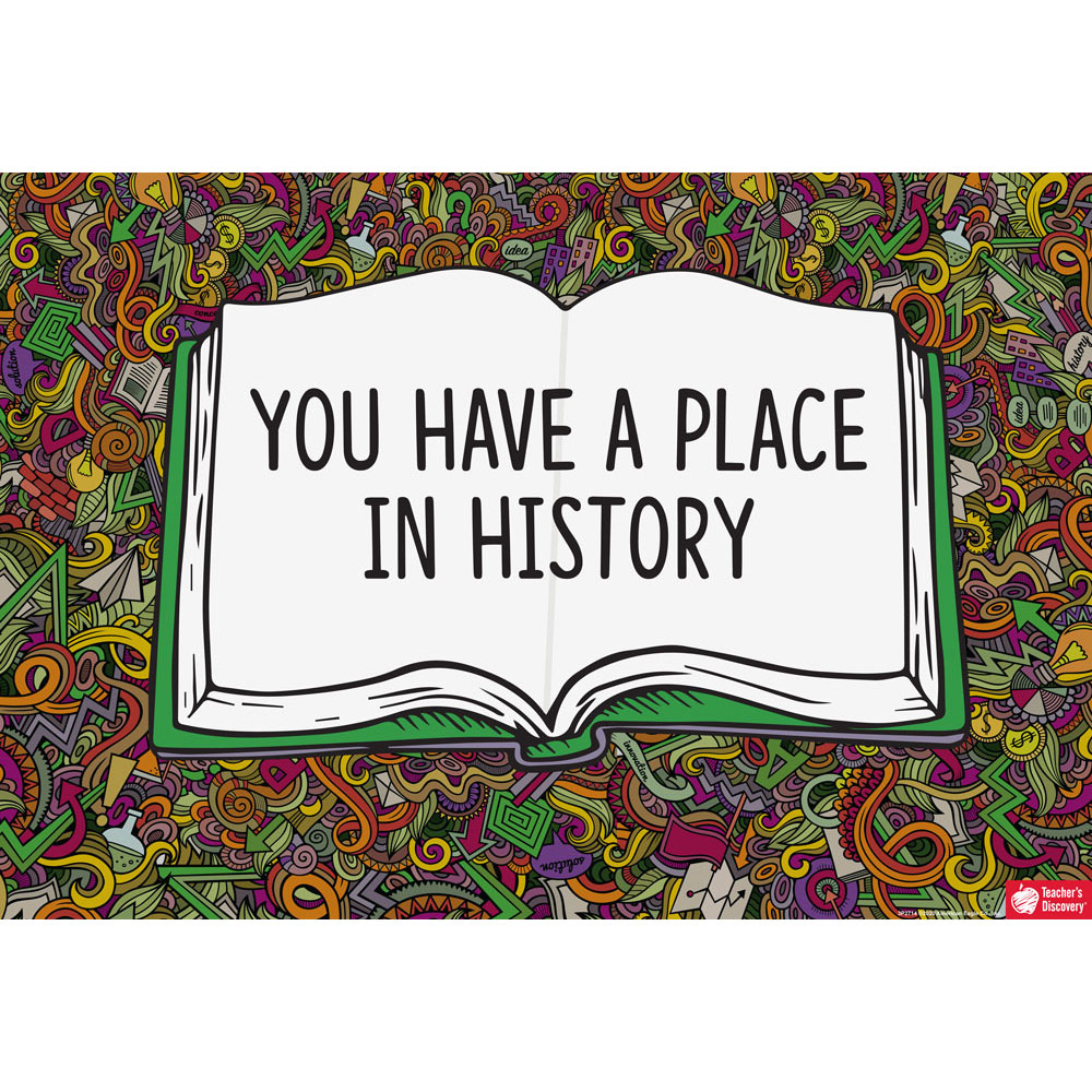 Place in History Mini-Poster