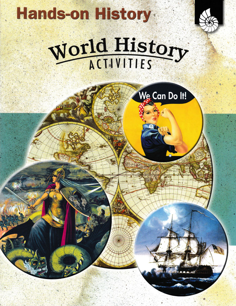 Hands-On History: World History Activities Book