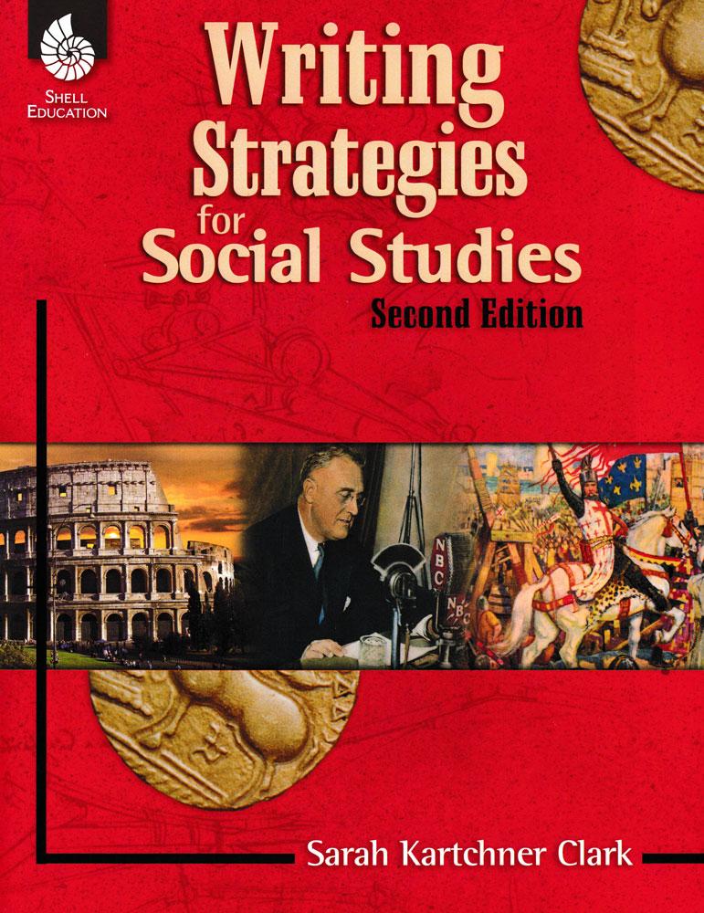 Writing Strategies for Social Studies Book