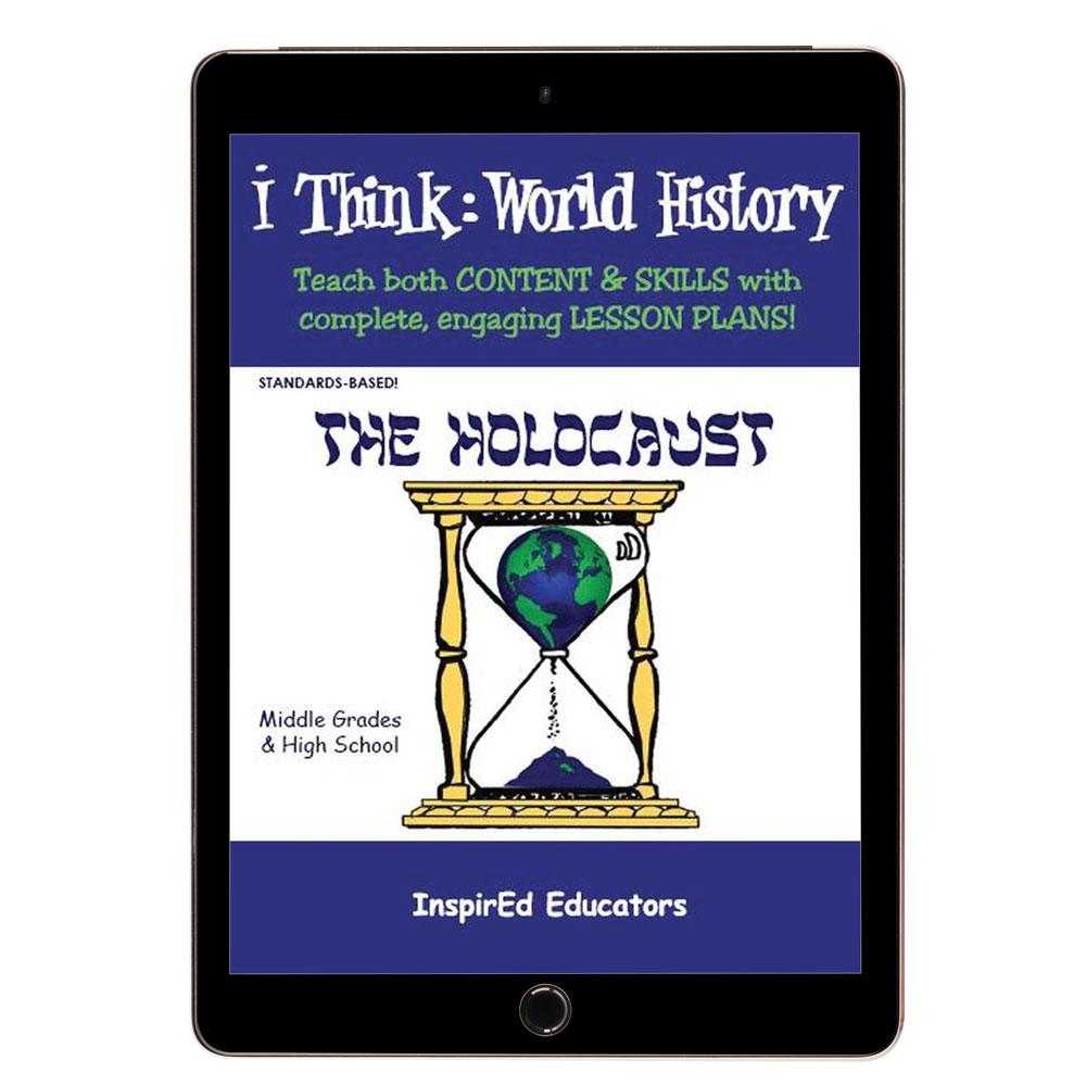 i Think: World History, The Holocaust Activity Book