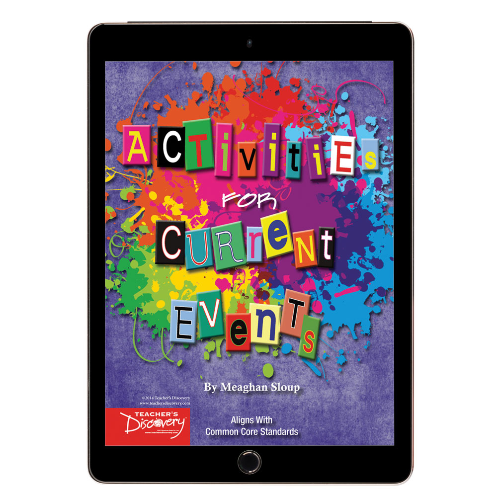Activities for Current Events Book