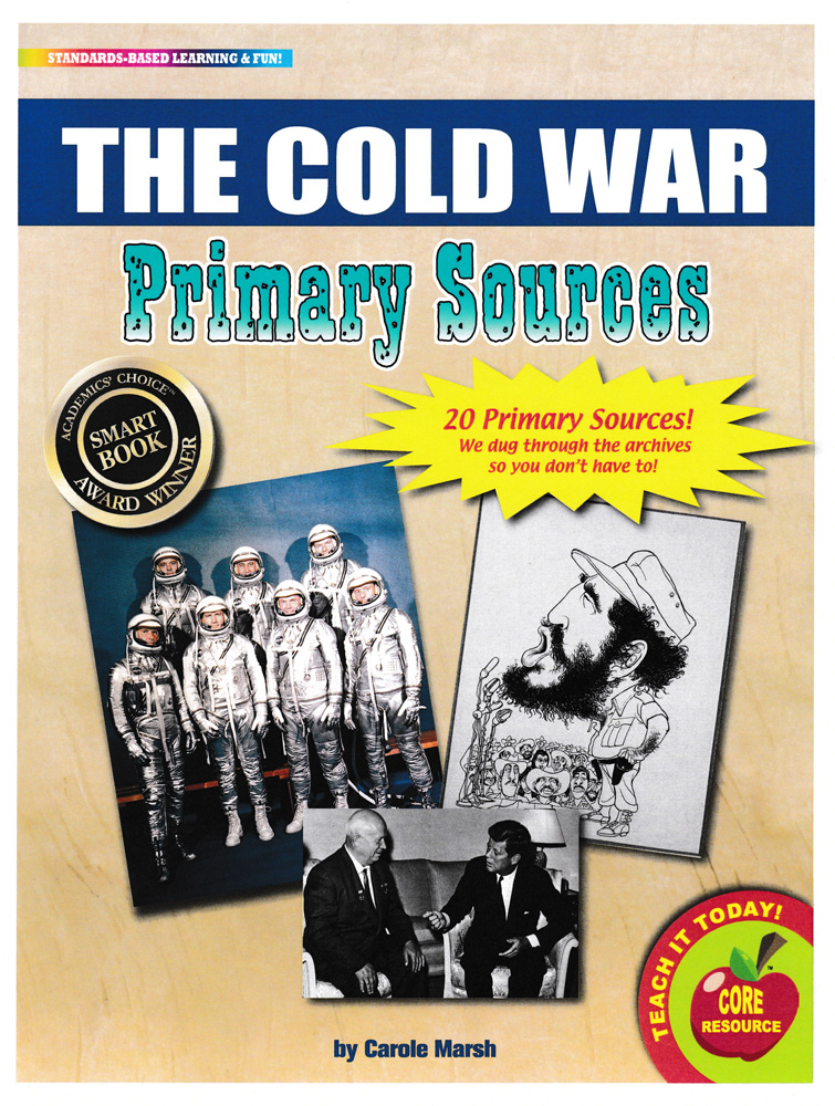 The Cold War Primary Sources Pack
