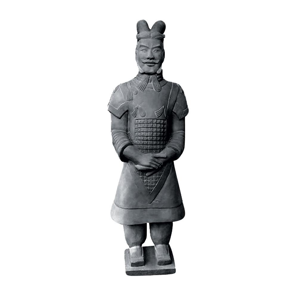 Terracotta Warriors Excavation Kit Armoured General