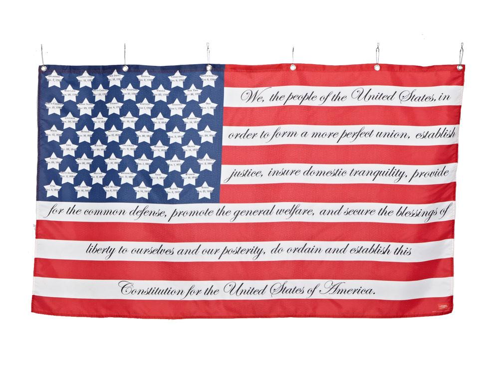 Preamble Banner