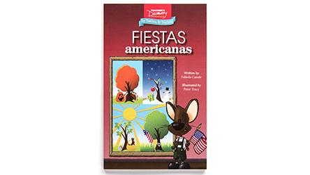Fiestas americanas Level 1 Spanish Reader
