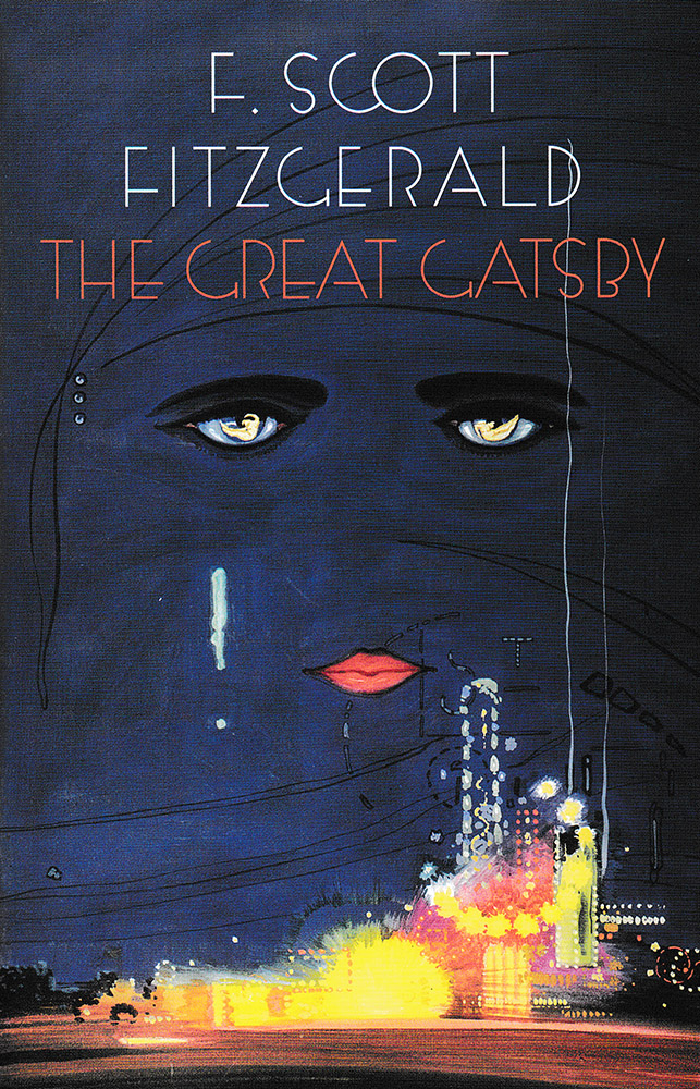 The Great Gatsby Paperback Book (1070L)