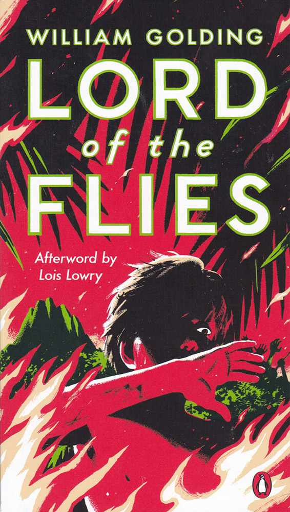 Lord of the Flies Paperback Book (770L)