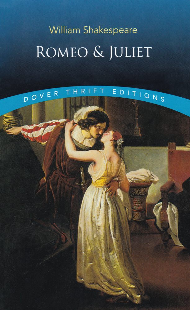Romeo and Juliet Paperback Book (NC1040L)