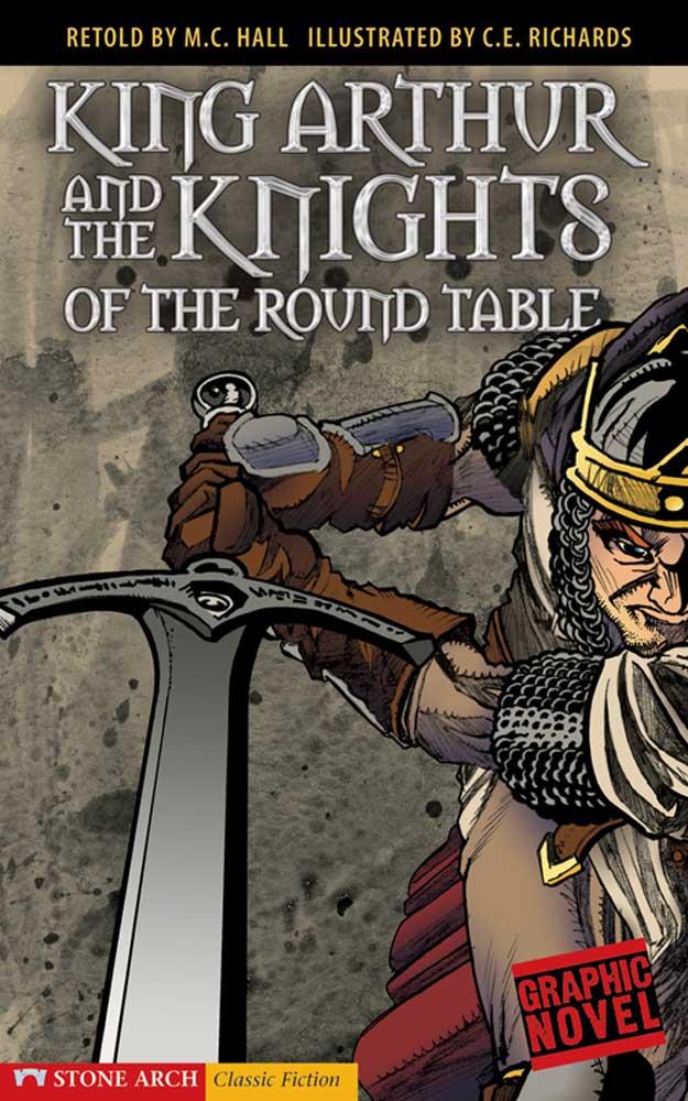 King Arthur Graphic Novel