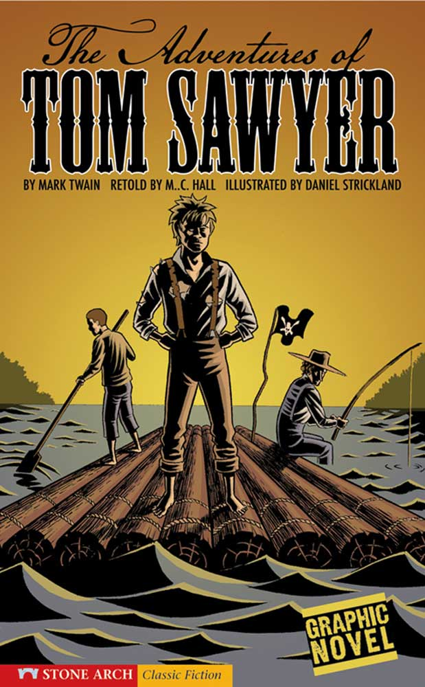 Tom Sawyer Graphic Novel