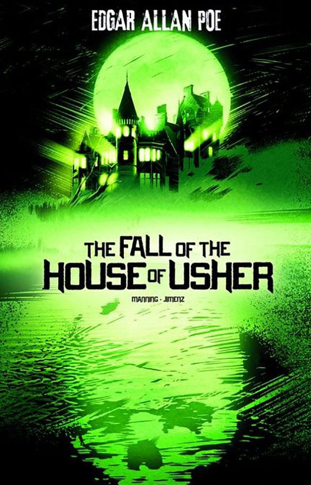 Fall of House of Usher Graphic Novel