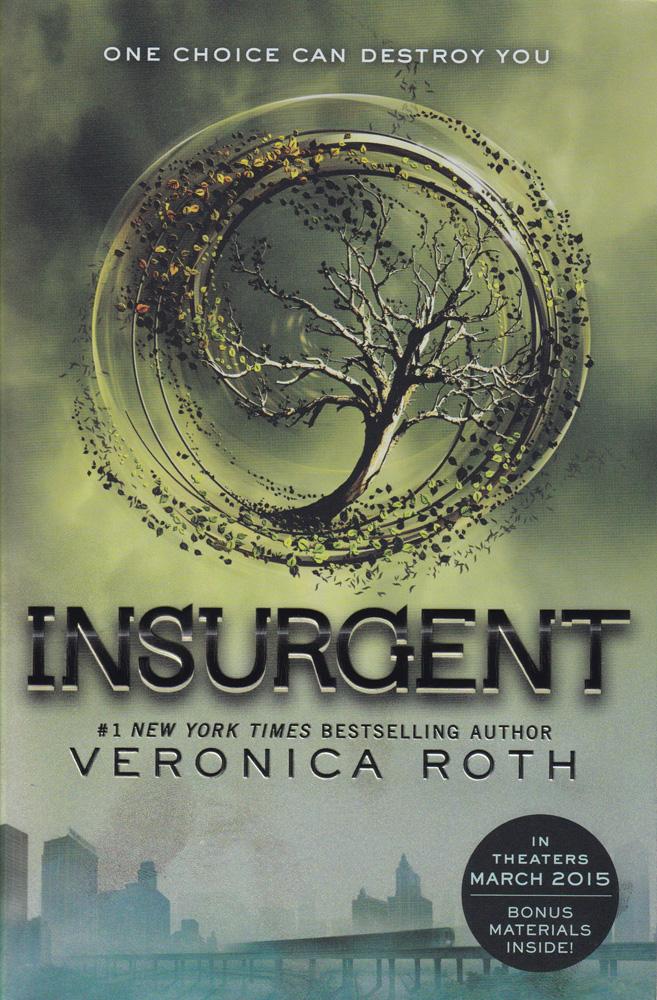Insurgent Paperback Book (HL710L)