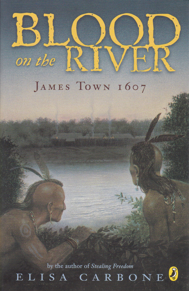 Blood on the River Paperback Book (820L)