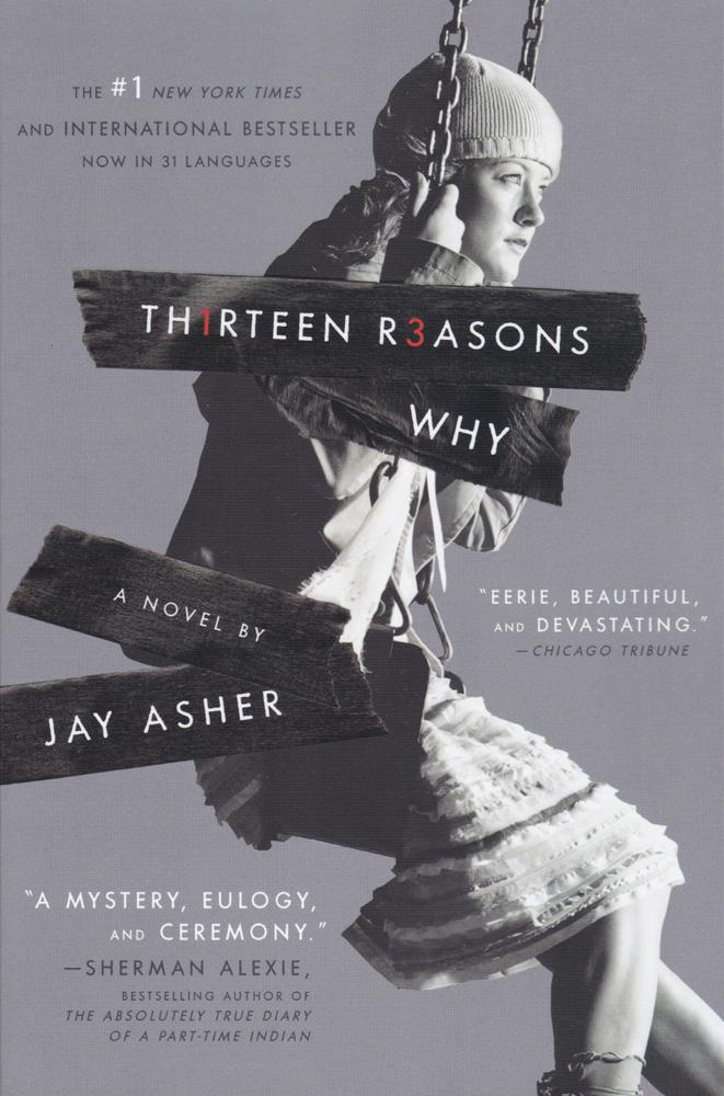 Thirteen Reasons Why Paperback Book (HL550L)