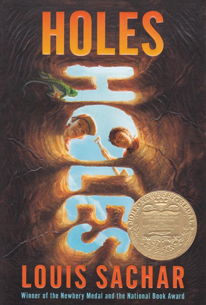 Holes Paperback Book (660L)