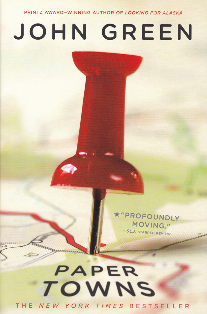 Paper Towns Paperback Book (850L)