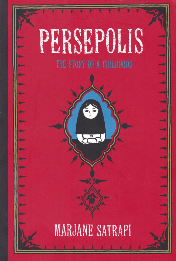 Persepolis Paperback Book (GN380L)