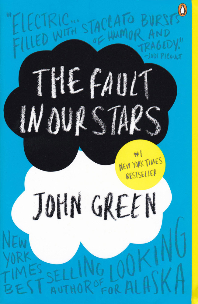 The Fault in Our Stars Paperback Book (450L)