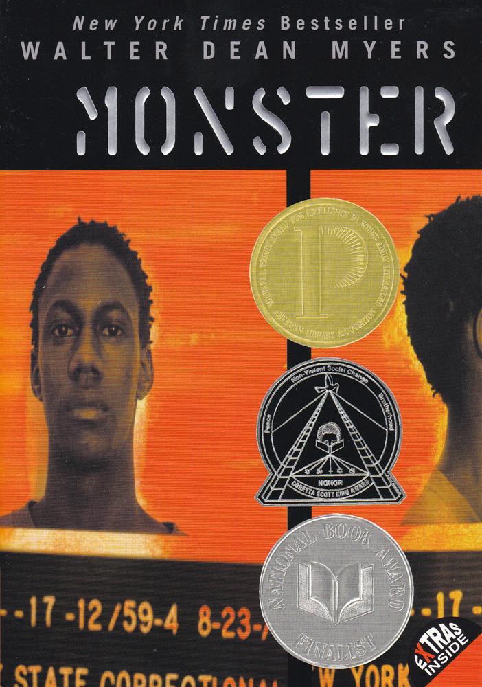 Monster Paperback Book (670L)