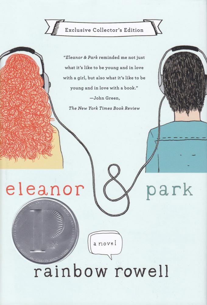Eleanor & Park Hardcover Book (HL580L)