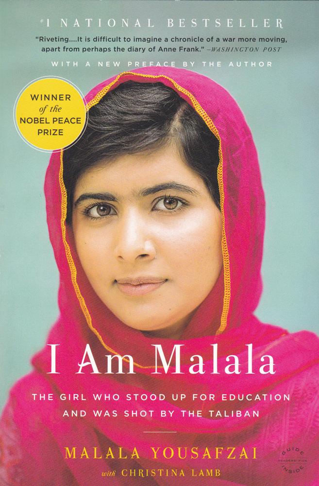I Am Malala Paperback Book (1000L)