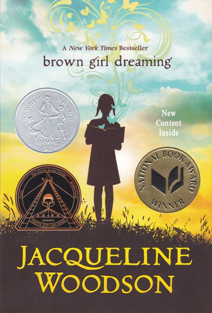 Brown Girl Dreaming Paperback Book (990L)