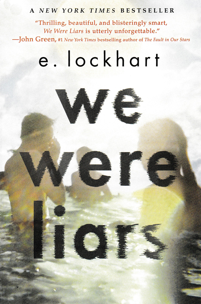 We Were Liars Hardcover Book (HL600L)